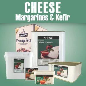 Cheese Margarines, Kefir & Eggs