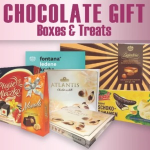 Chocolate Gift Boxes & Treats