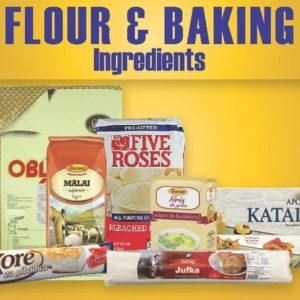 Flour & Baking Ingredients