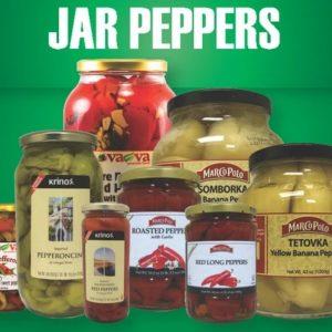 Jar Peppers