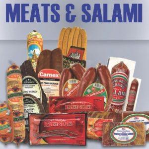 Meats & Salami