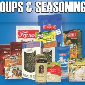 Soups & Seasonings